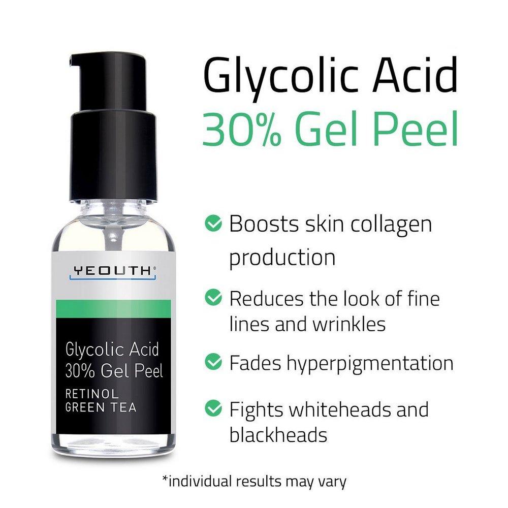 pleyana glycolic acid gel peel